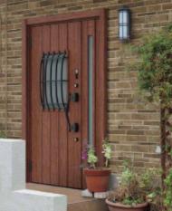 玄関リフォーム、玄関ドアリフォーム