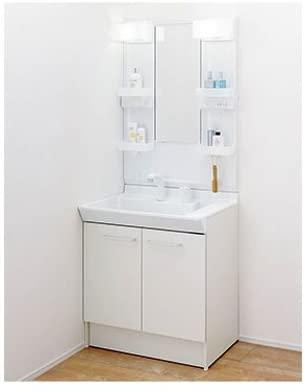 通常のユニットタイプの洗面台